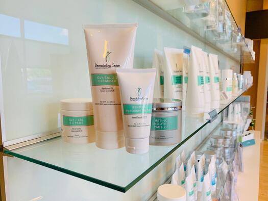 Acne Skin care systems