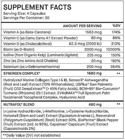supplement-facts-women (nutrafol)